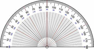 Đổi đơn vị đo góc
