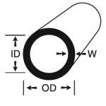 Công thức tính trọng lượng thép ống