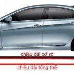 Các đọc các thông số kĩ thuật của ô tô